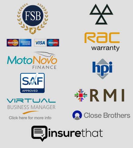 fsb - mot - rac - hpi- moto novo - hpi - rmi - close brothers finance